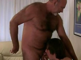 Old gay bear getting his dick sucked by twink gaypridevault part3 / 58