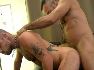 Ass drilling muscly gay bears / 22