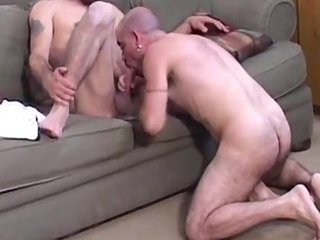 mature gay bear and his 42yo fuck buddy / 29