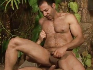 Renato Arcanjo And Francisco Hairy Mature Bear / 82