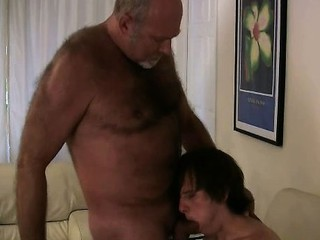 Old gay bear getting his dick sucked by twink gaypridevault part1 / 74