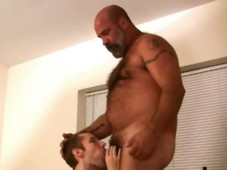 Mature bear fucks cute part5 / 244