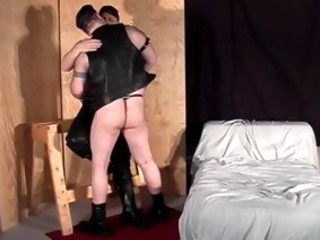 Tattoo Big Ass Gay Leather Bear Suck And Fuck / 42